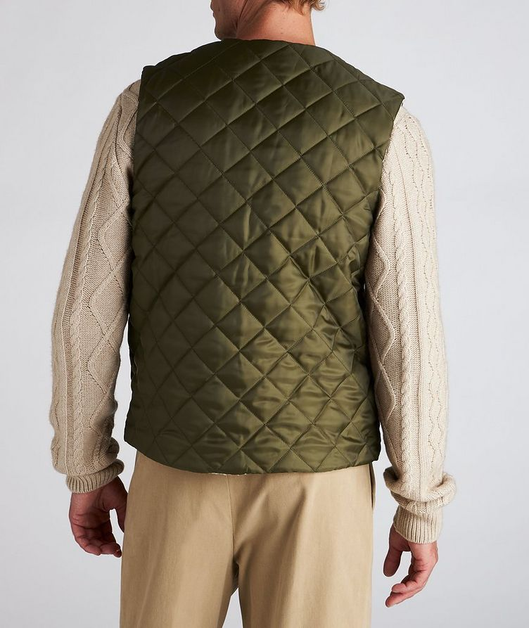 Reflect Reversible Quilted Vest image 2