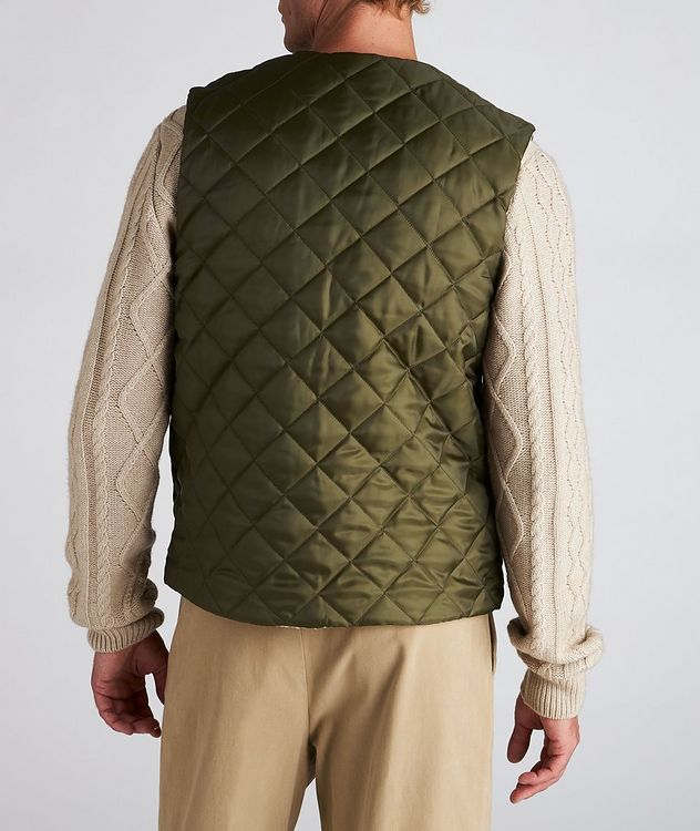 Reflect Reversible Quilted Vest picture 3