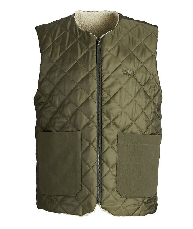 Reflect Reversible Quilted Vest picture 1