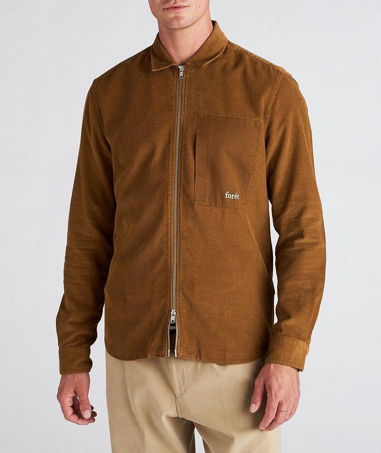 Walrus Cotton Shirt Jacket image 1