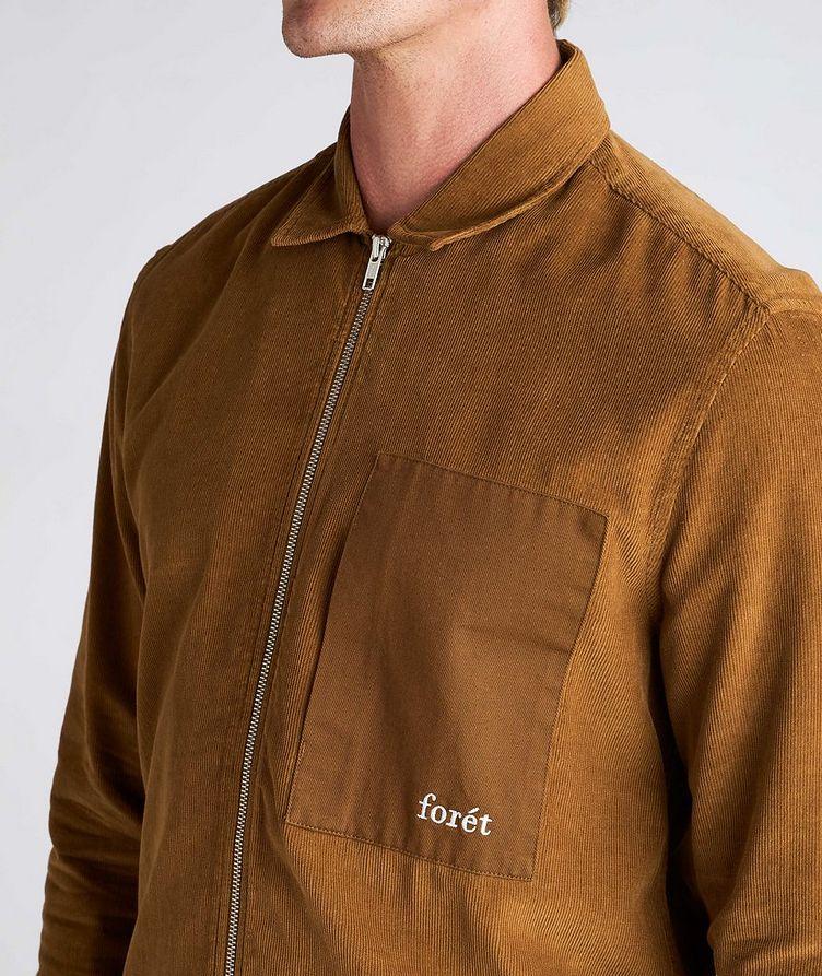 Walrus Cotton Shirt Jacket image 3