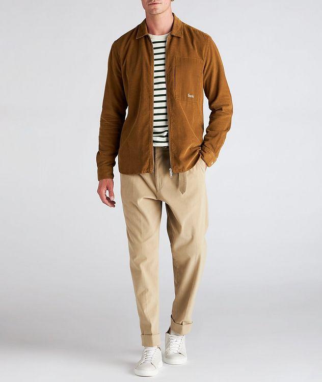 Walrus Cotton Shirt Jacket picture 5