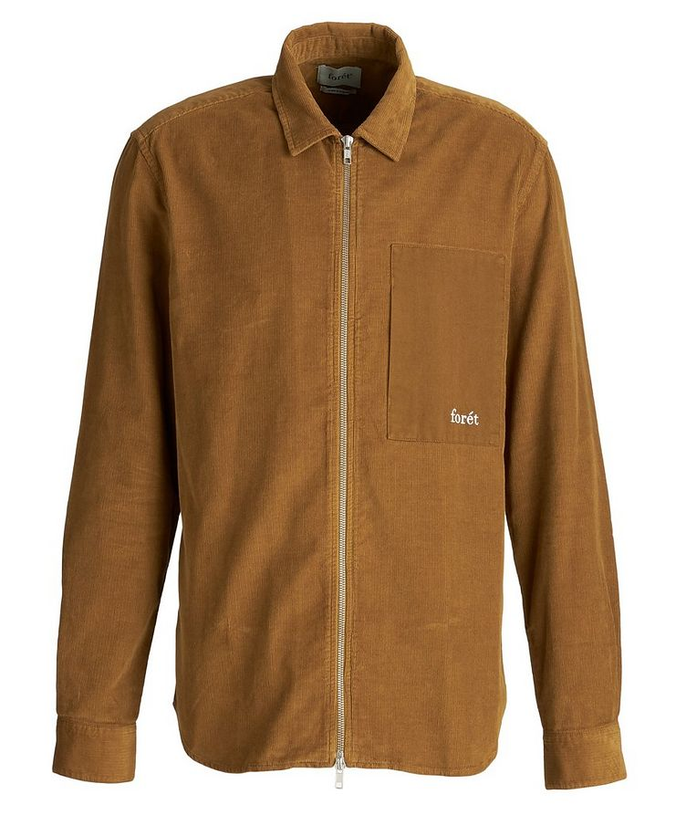 Walrus Cotton Shirt Jacket image 0