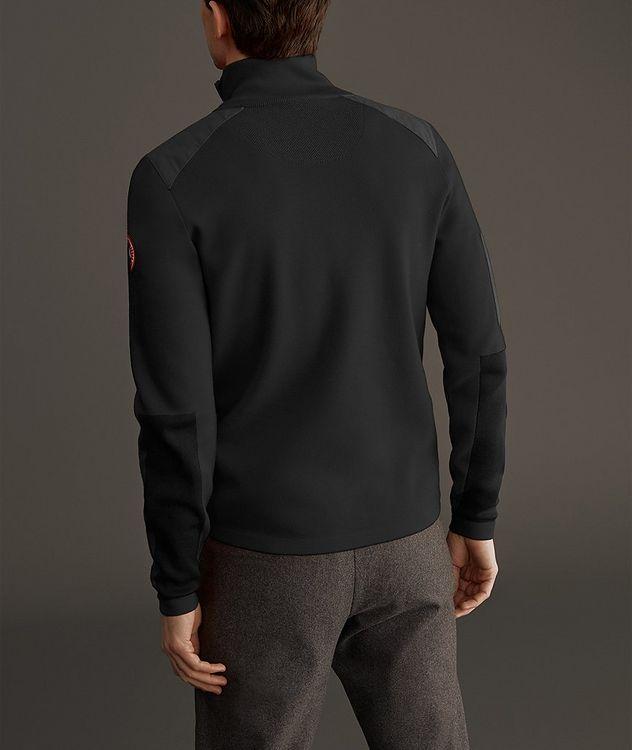 Stormont Half-Zip Sweater picture 3