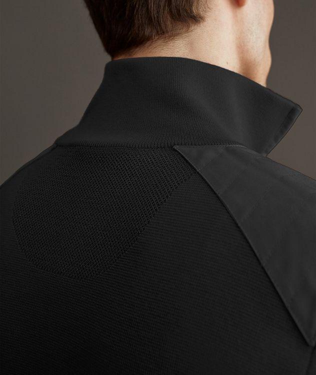 Stormont Half-Zip Sweater picture 6