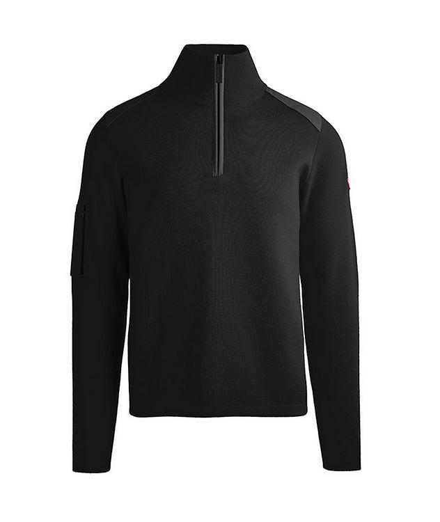 Stormont Half-Zip Sweater picture 1