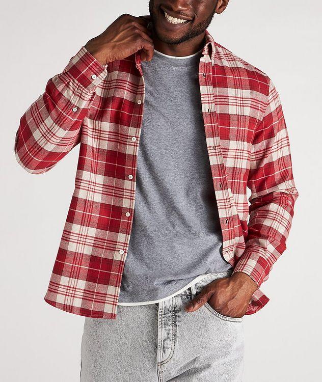 Plaid Cotton Shirt picture 2