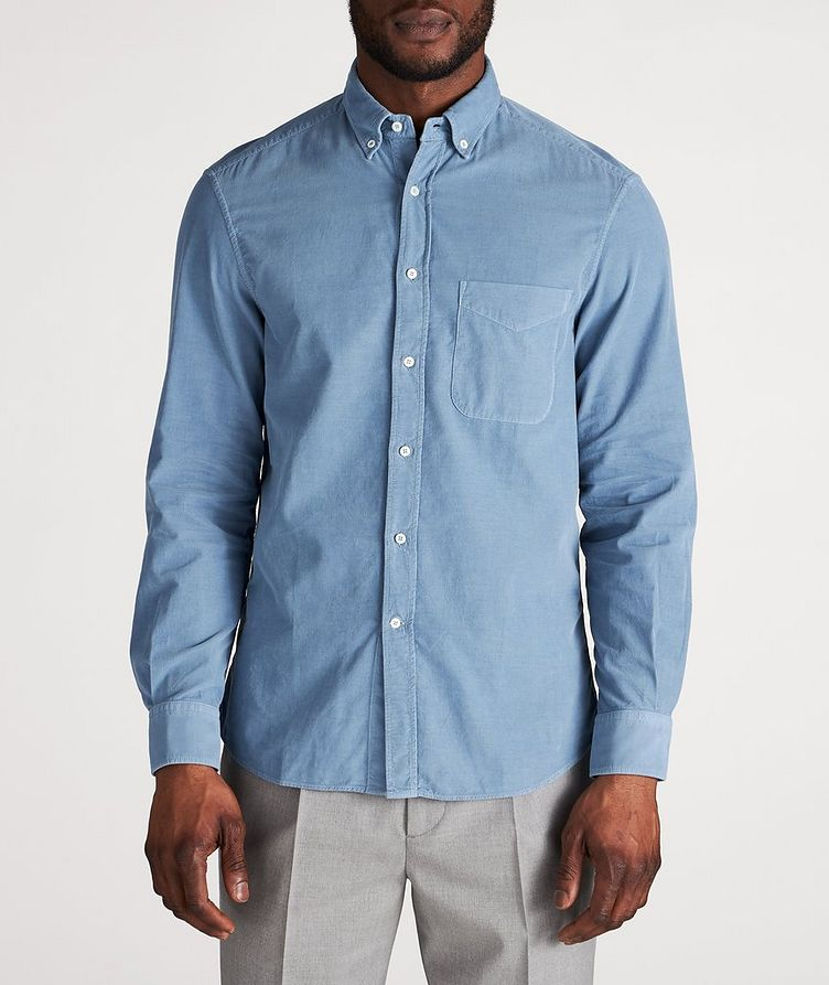 Corduroy Cotton Shirt image 1