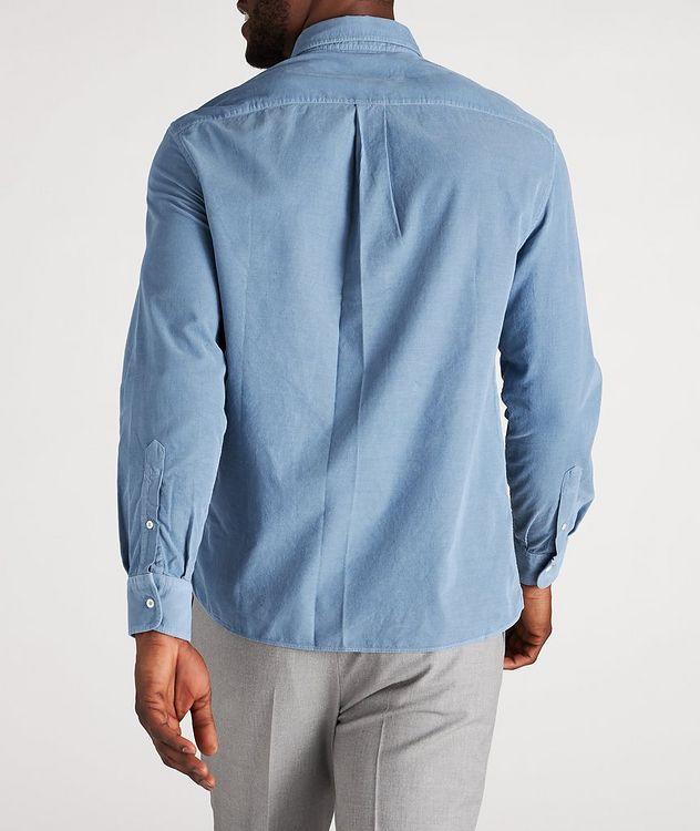 Corduroy Cotton Shirt picture 3