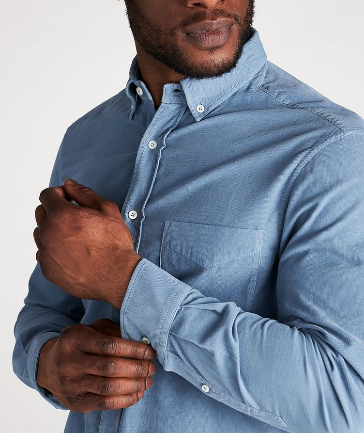 Corduroy Cotton Shirt image 3