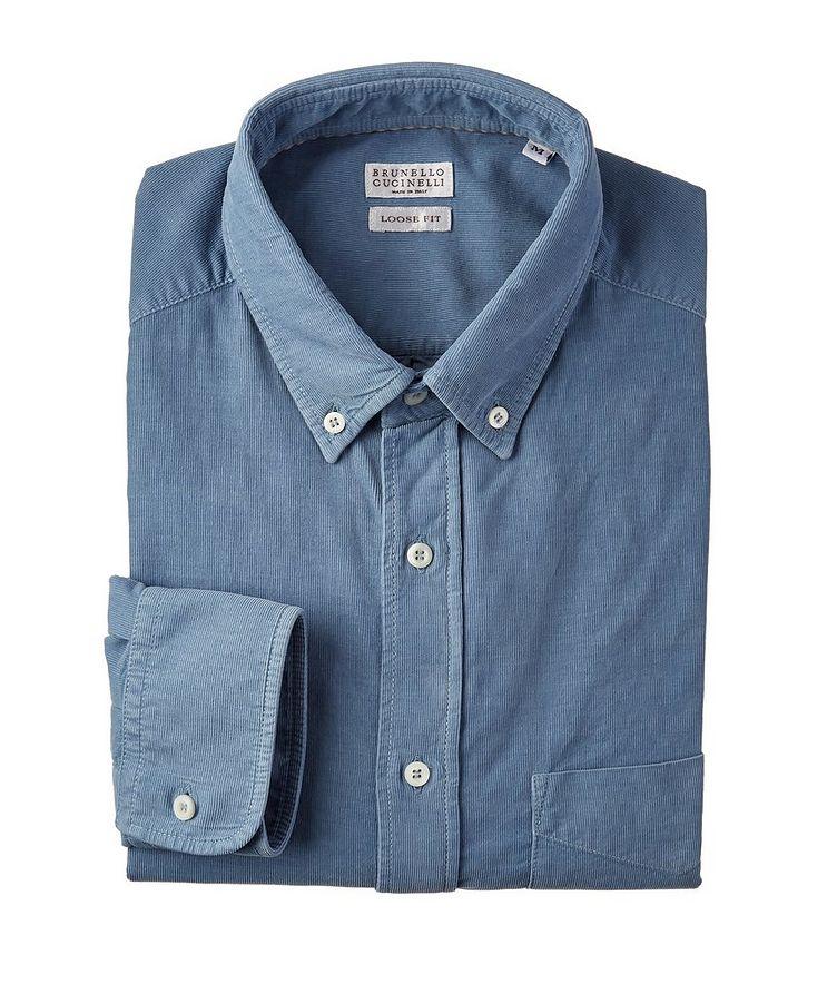 Corduroy Cotton Shirt image 0