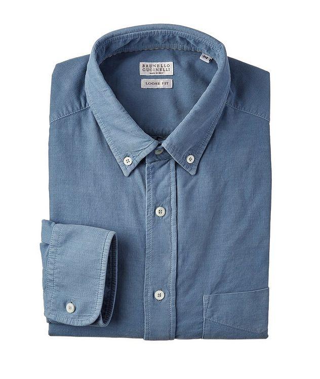 Corduroy Cotton Shirt picture 1