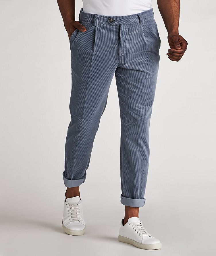 Leisure Cotton Pants image 1