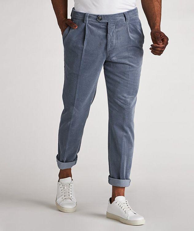 Leisure Cotton Pants picture 2