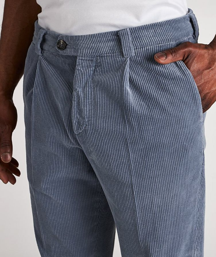 Leisure Cotton Pants image 3