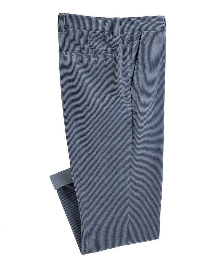 Leisure Cotton Pants image 0