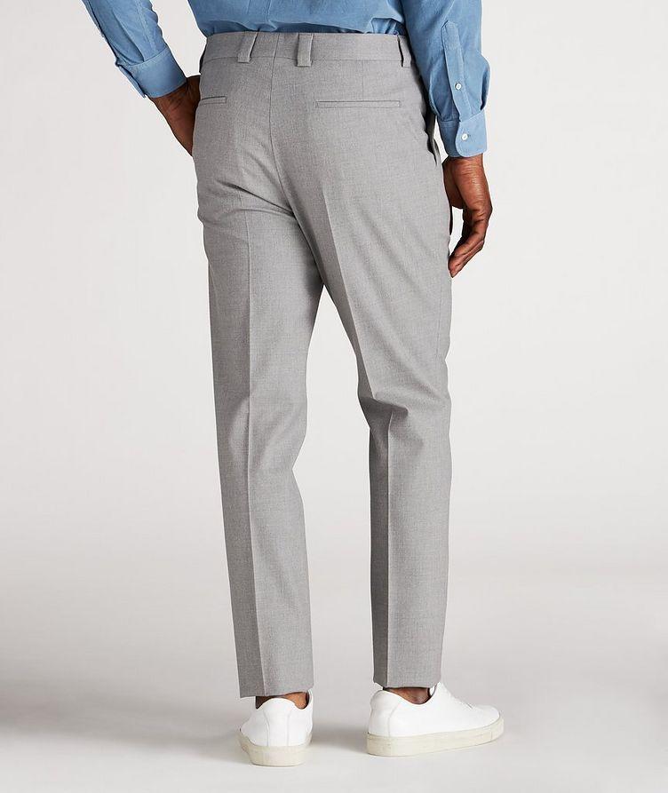 Pantalon habillé en mélange de coton image 2