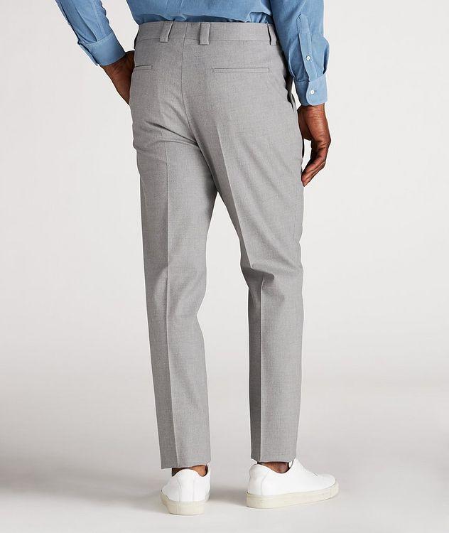 Pantalon habillé en mélange de coton picture 3