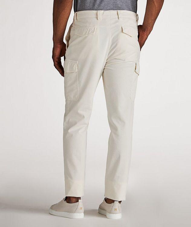 Leisure Cotton Cargo Pants picture 3