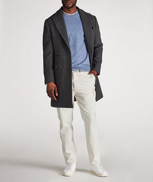 Leisure Cotton Cargo Pants picture 5