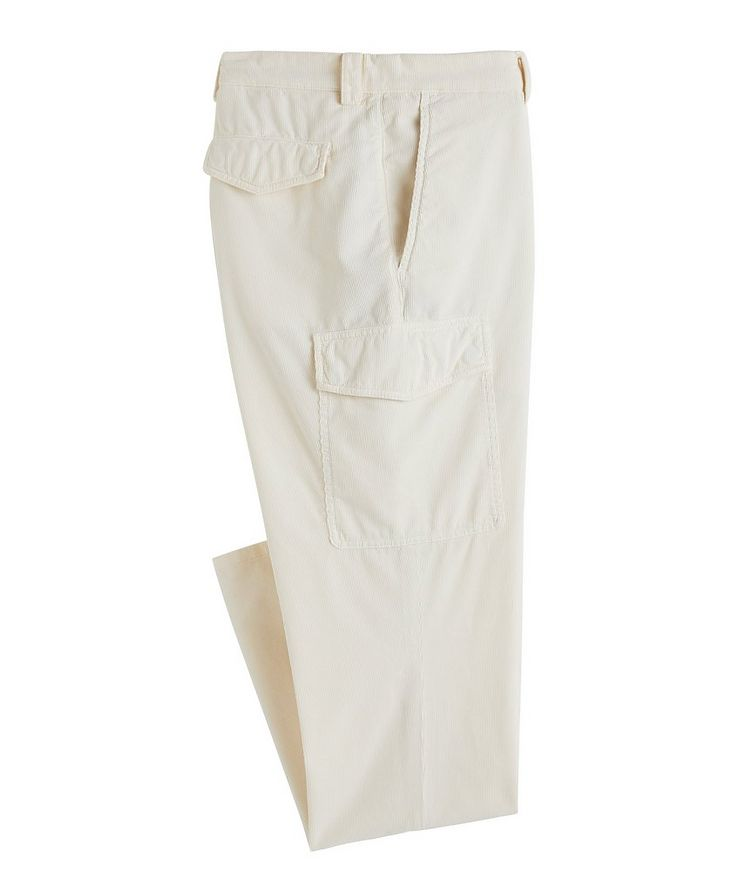 Leisure Cotton Cargo Pants image 0
