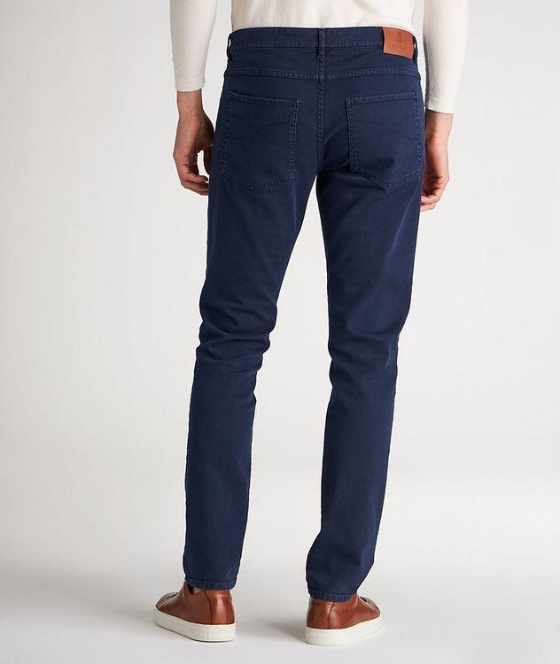 Cotton-Blend Jeans picture 3