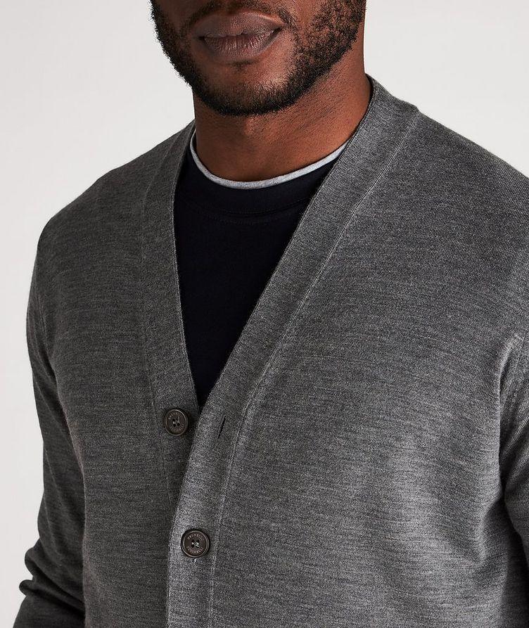 Wool-Cashmere Cardigan image 3