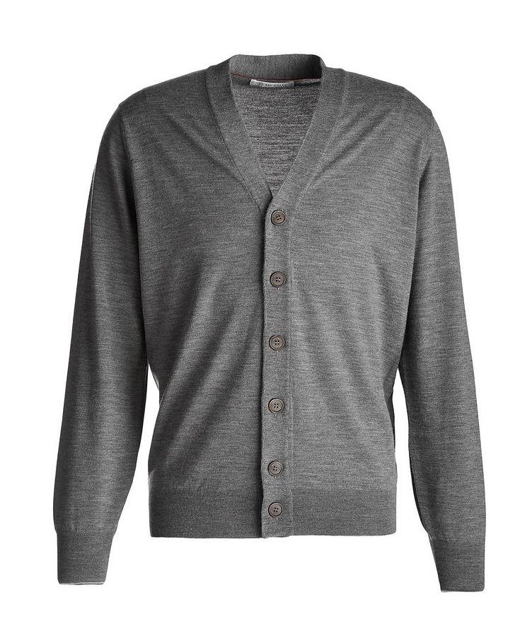 Wool-Cashmere Cardigan image 0