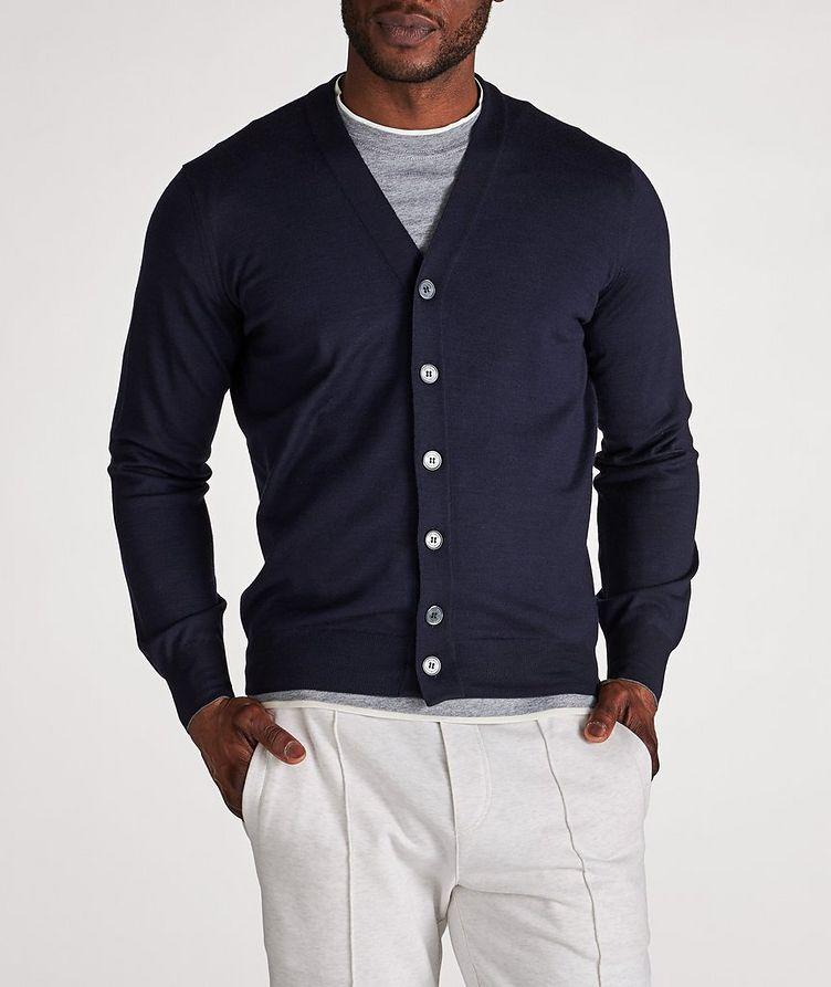 Wool-Cashmere Cardigan image 1