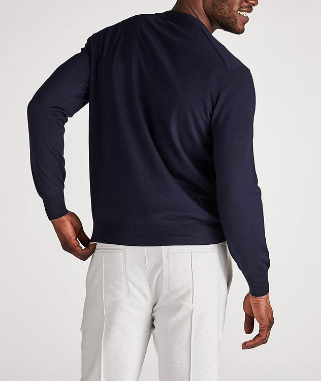 Wool-Cashmere Cardigan picture 3