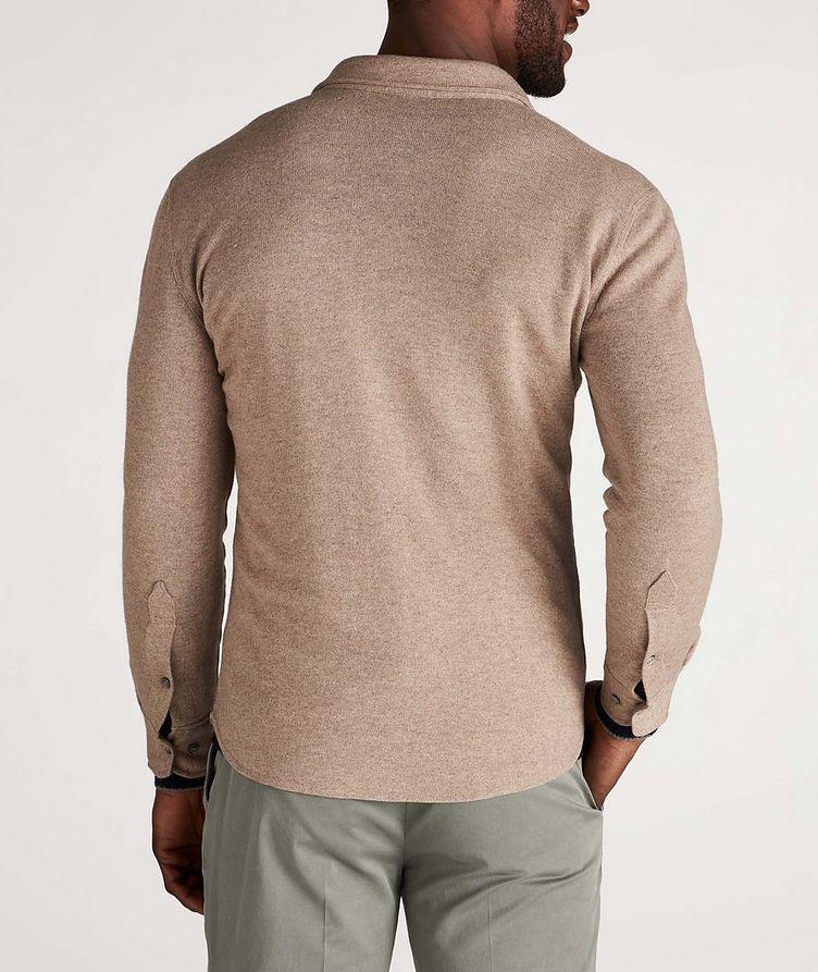 Wool, Cashmere & Silk Shirt image 2