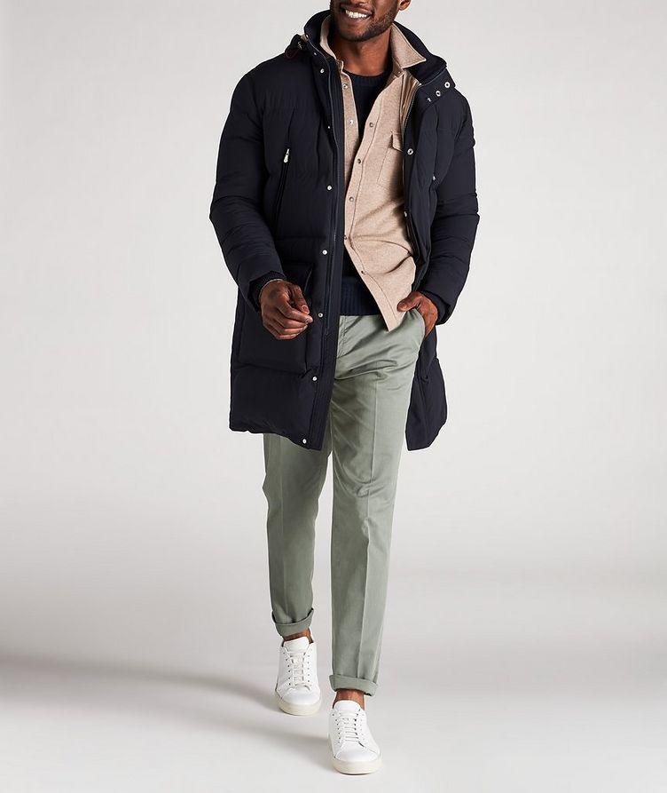 Wool, Cashmere & Silk Shirt image 4