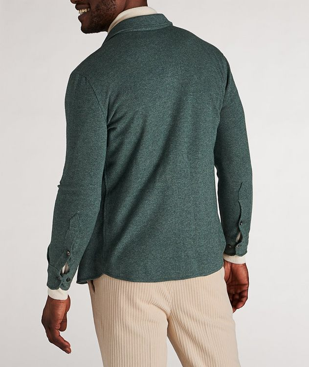 Wool, Cashmere & Silk Shirt picture 3