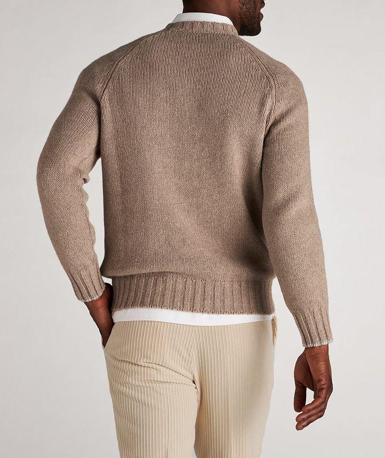 Alpaca-Yak Crew Neck Sweater image 2