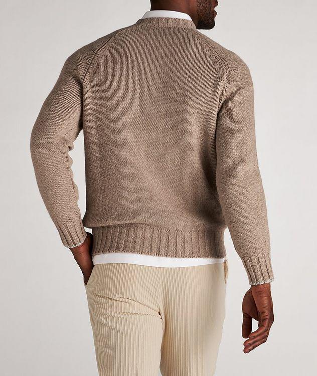 Alpaca-Yak Crew Neck Sweater picture 3
