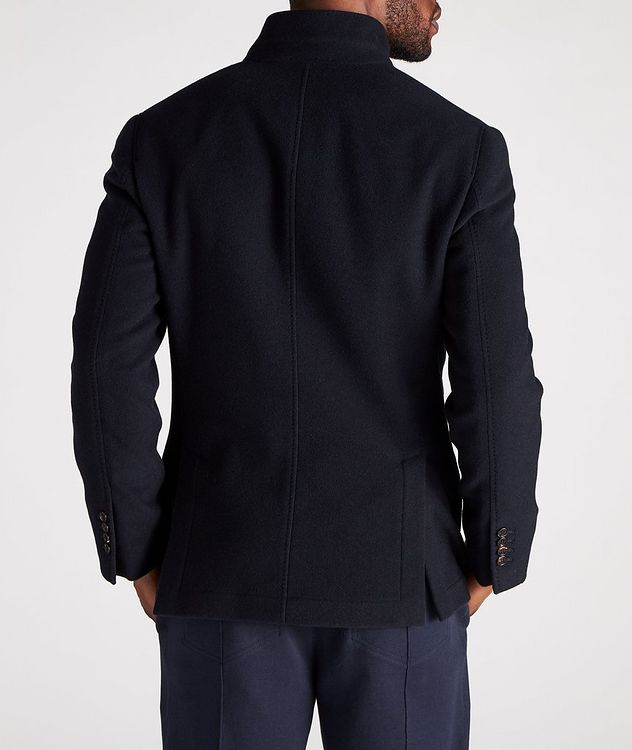 Unstructured Cashmere Jacket picture 3