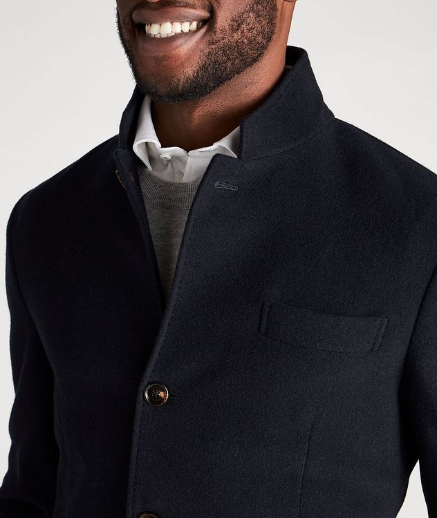 Unstructured Cashmere Jacket picture 4
