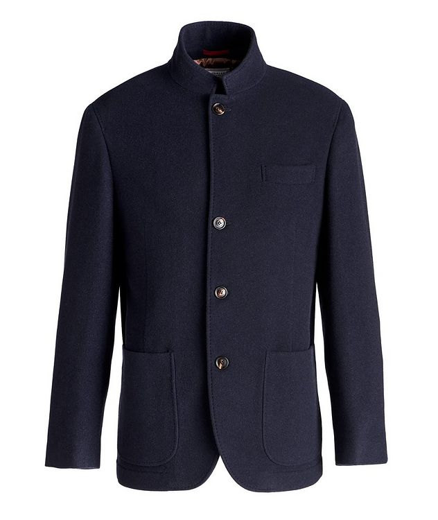 Unstructured Cashmere Jacket picture 1