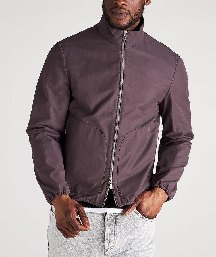 Water-Repellent Cotton-Blend Jacket image 1