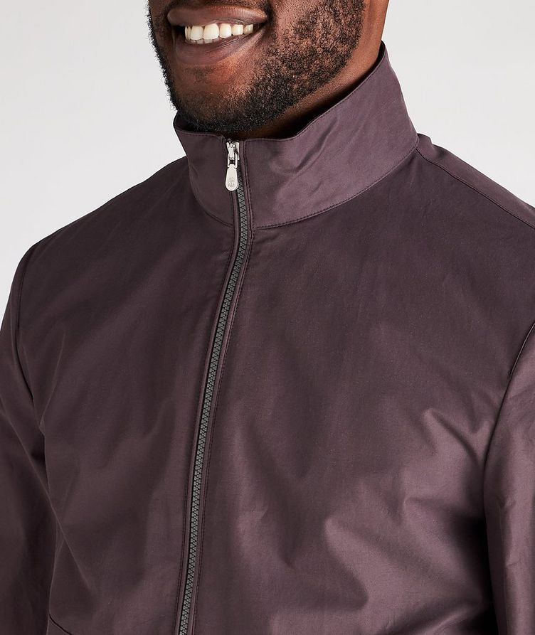 Water-Repellent Cotton-Blend Jacket image 3