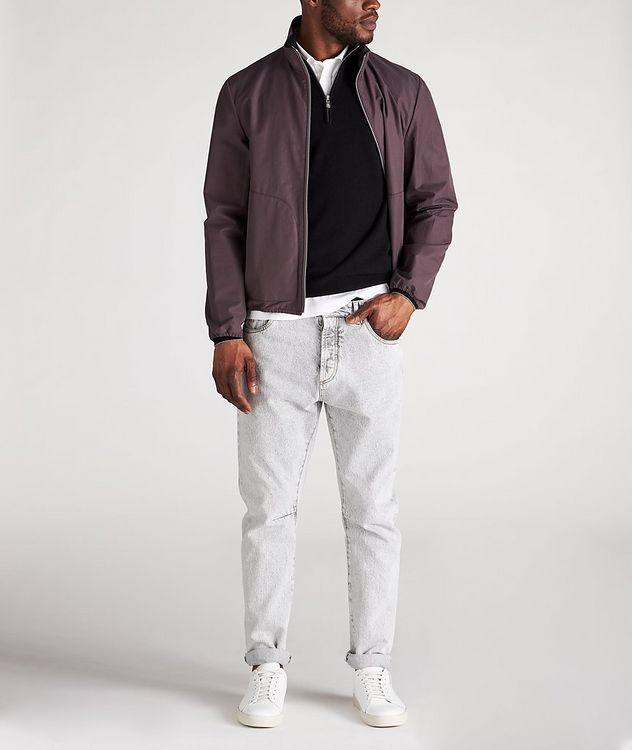 Water-Repellent Cotton-Blend Jacket picture 5