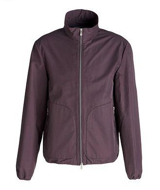Brunello Cucinelli Water-Repellent Cotton-Blend Jacket