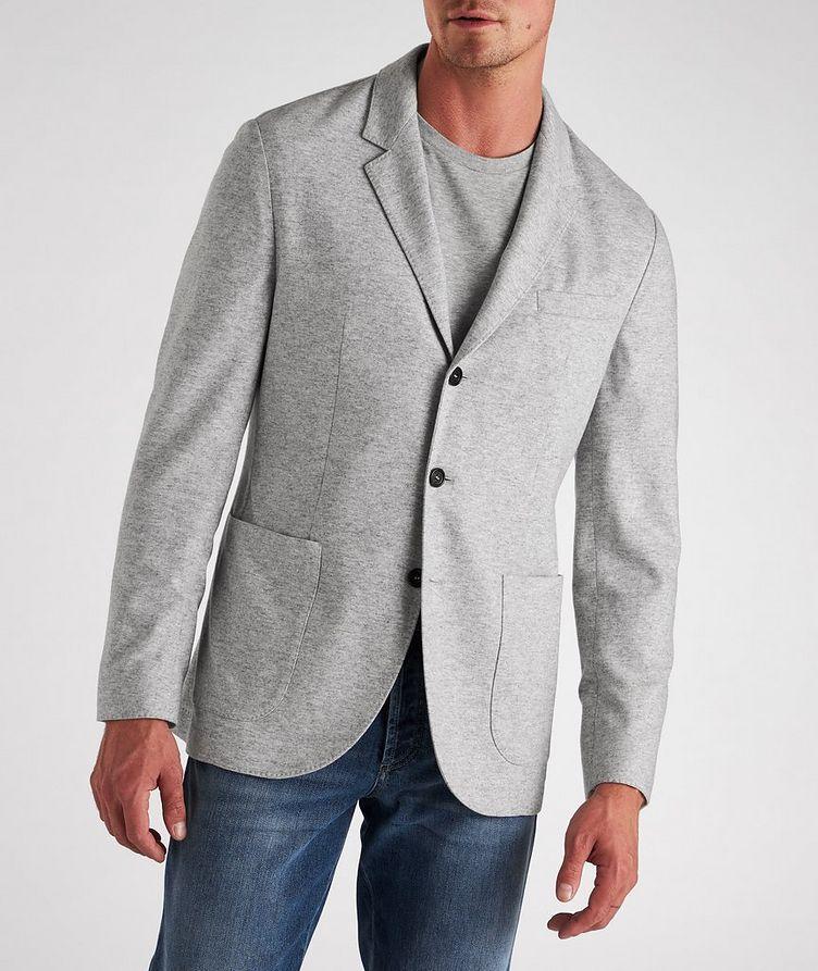 Unconstructed Cashmere Sports Jacket image 1