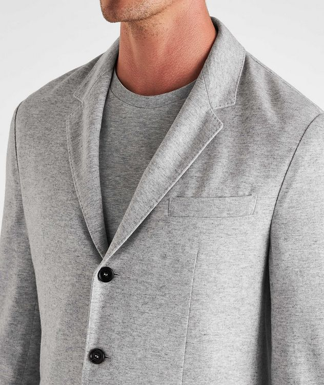 Unconstructed Cashmere Sports Jacket picture 4