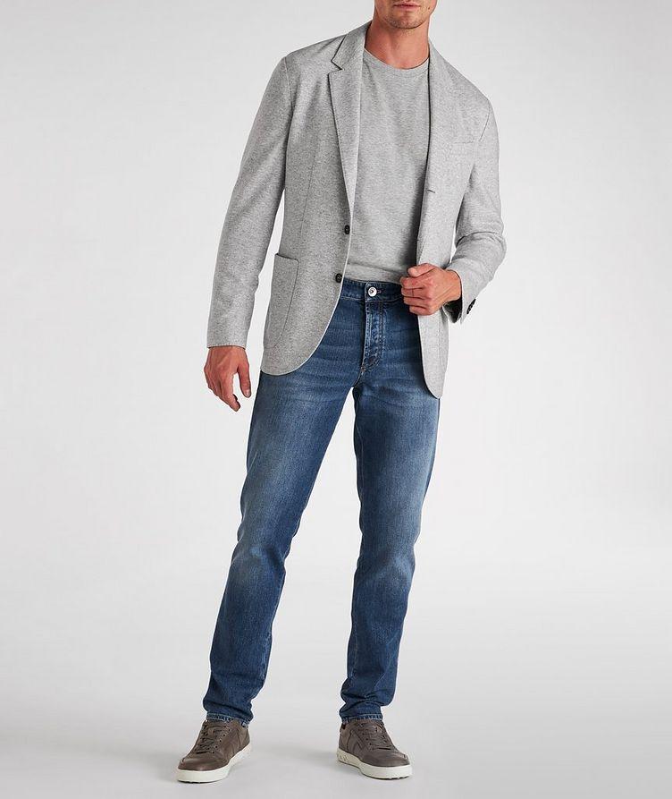 Unconstructed Cashmere Sports Jacket image 4