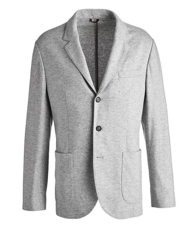 Unconstructed Cashmere Sports Jacket image 0