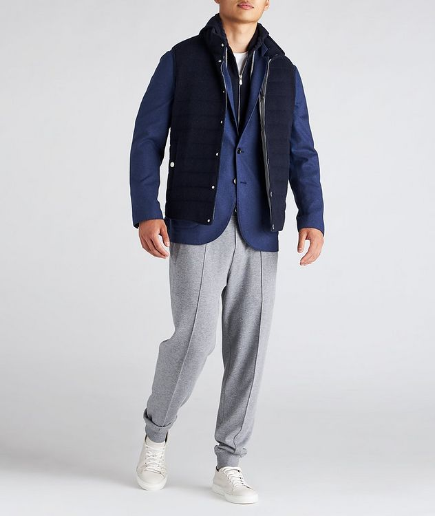 Unconstructed Cashmere Sports Jacket picture 5