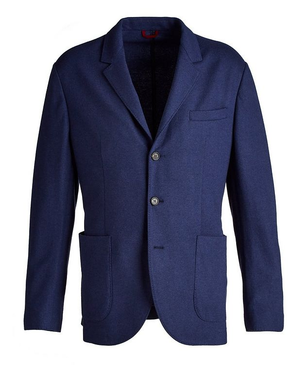 Unconstructed Cashmere Sports Jacket picture 1