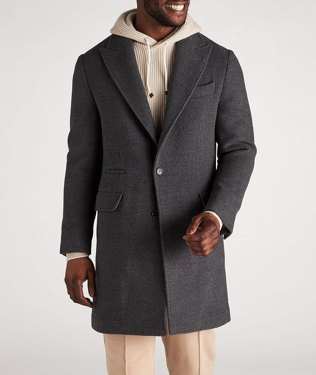 Wool Overcoat picture 2