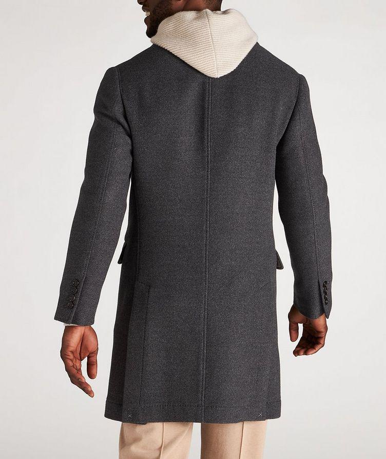Wool Overcoat image 2
